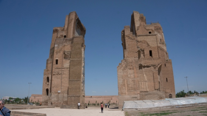 Shakrisabz UNESCO site