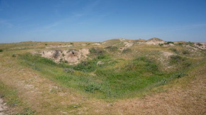 The hills of ancient Samarkand