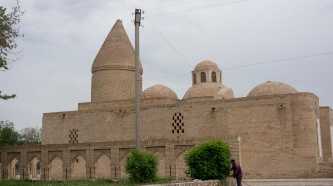 Chashma-i Ayub Mausoleum - Water Museum