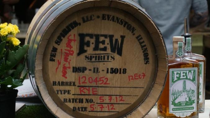 Few barrel