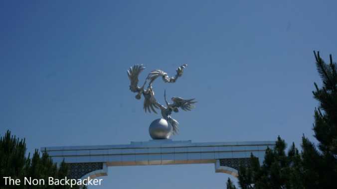 The Storks in Independence Square