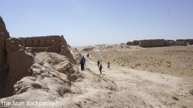 Walk to Ayaz Khala