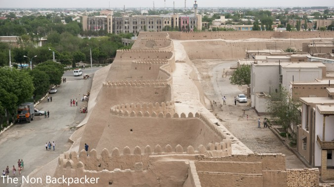 Walls of Khiva