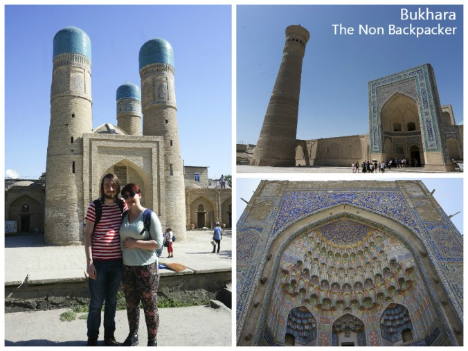 Bukhara Take Two – 30th April 2015