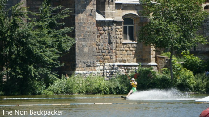 Water Ski on the lake