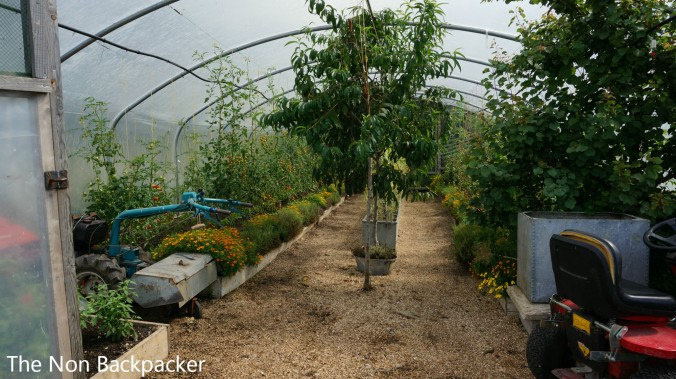 Inside the Poly Tunnel