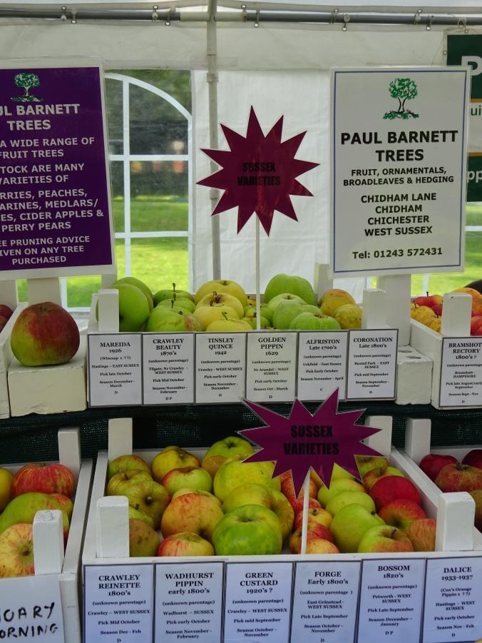 Sussex Apples