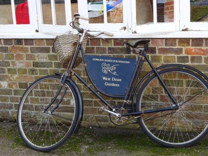West Dean Bike