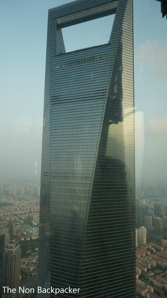SWFC from the Jinmao Tower