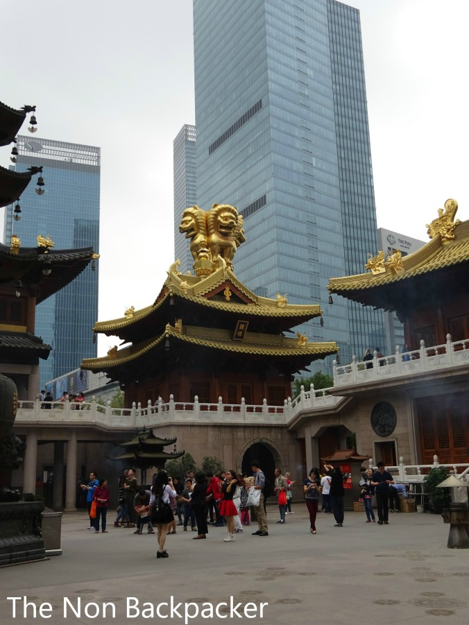 Jing-an Temple