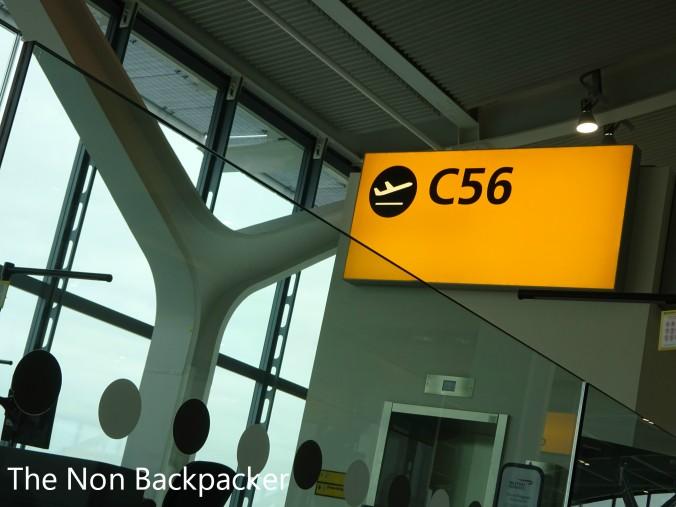 Gate C56