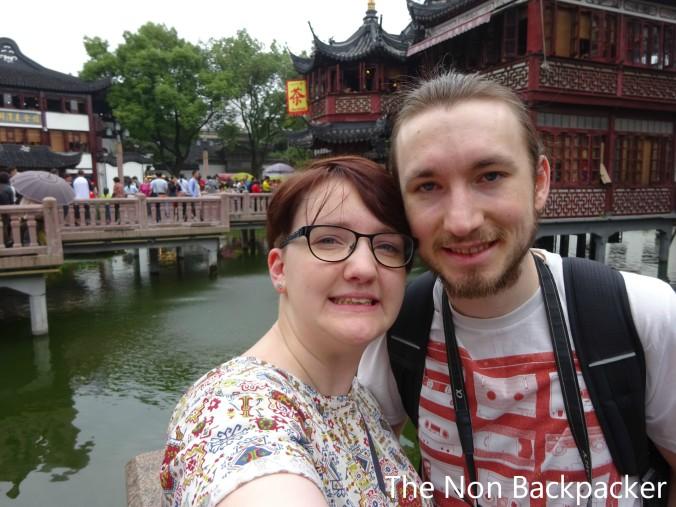 Us in Shanghai