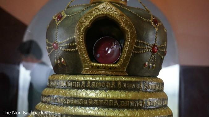 Piece of Buddha (apparently)