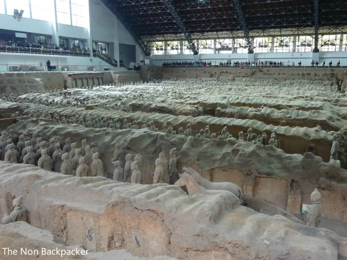 Pit 1 - Terracotta Warrior