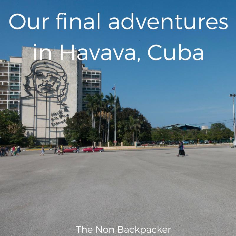 Our final adventures in Havana