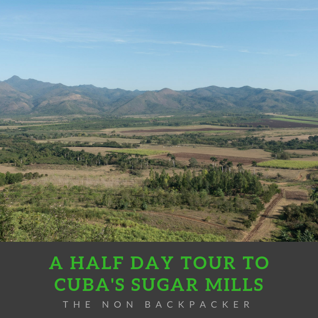 A half day tour of Cuba's sugar mills