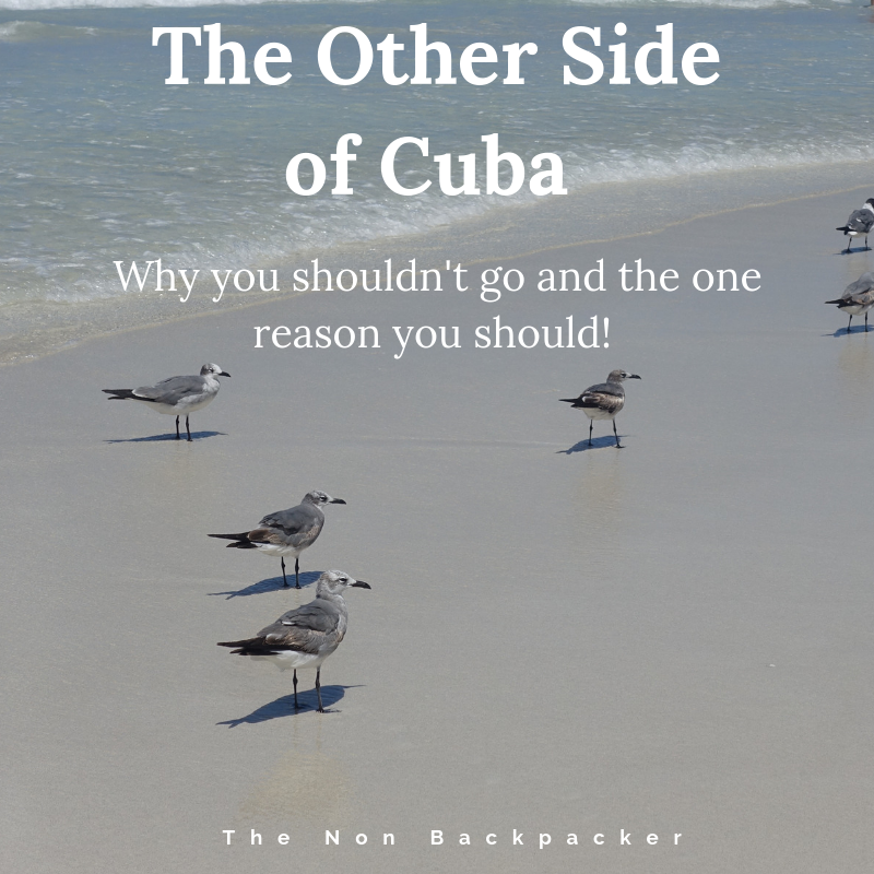 The other side of Cuba – Varadero
