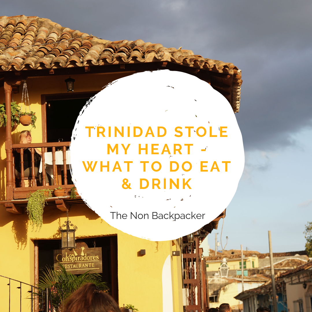 Trinidad stole my heart – what to eat & drink